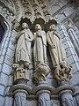 Chartres - cathédrale, transept nord (16).jpg