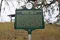 Chattahoochee Landing Mound Group historical marker, Chattahoochee, Florida.jpg