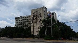 Plaza de la Revolución - Image: Che Playa Revolucion
