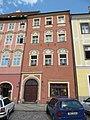 Cheb, náměstí Krále Jiřího z Poděbrad 12.jpg