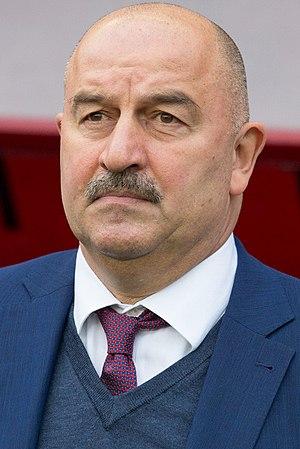 Stanislav Cherchesov - Cherchesov in 2017