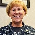 Cheryl M. Hansen (U.S. Navy Capt.), Pacific Fleet, deputy fleet engineer 2014 (13131976753) (cropped).jpg
