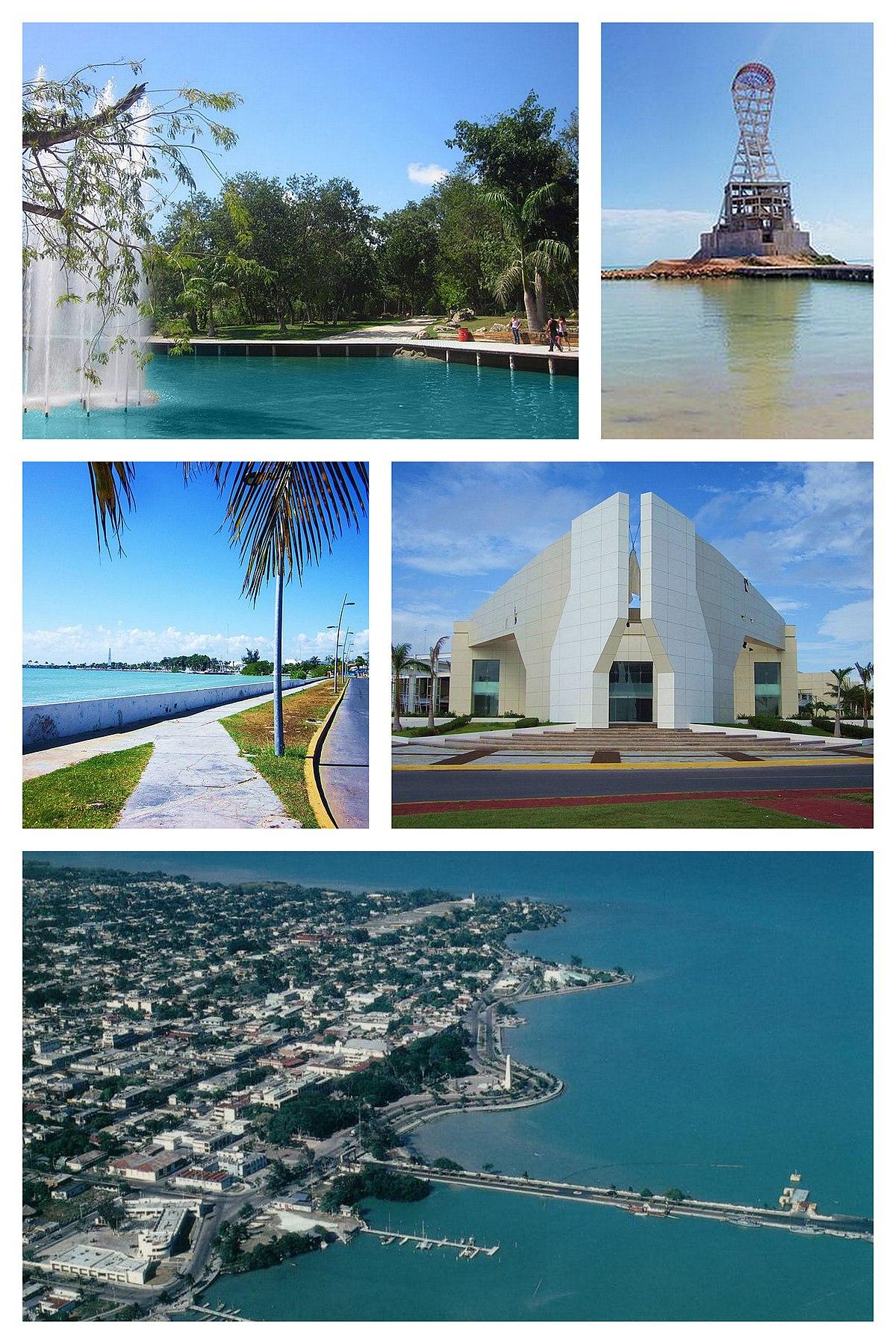 Chetumal - Wikipedia, la enciclopedia libre