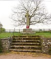 Chevithorne , War Memorial - geograph.org.uk - 1261254.jpg