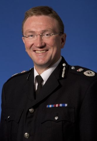 Ian Hopkins - Image: Chief Constable Ian Hopkins