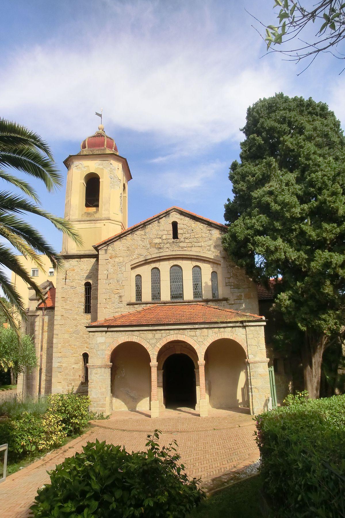 Anglican Church  Bordighera
