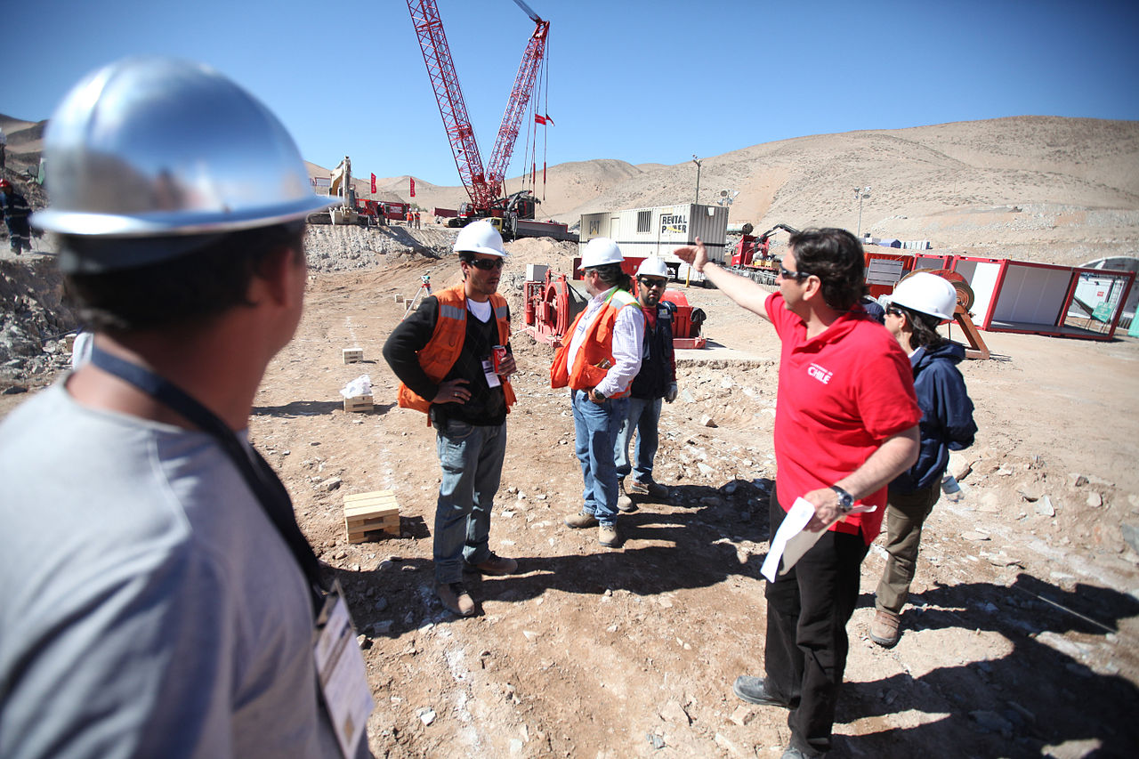 chilean mine The former mine foreman luis urzua urged the rescued children to stick close to  their families and avoid their heads being turned by financial.