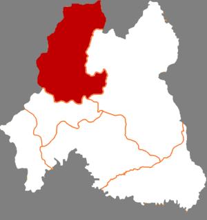 Jingyu County - Image: China Baishan Jingyu