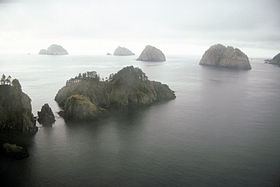 Chiswell Island Group, Gulf of Alaska, 1989.jpg