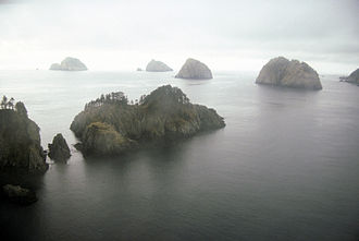 Chiswell Islands - Chiswell Island group