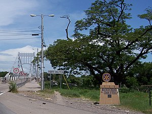 촐루테카: Choluteca bridge
