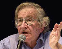 Professor Noam Chomsky argues that traditional anti-Semitism is ignored while criticism of Israel is vilified.