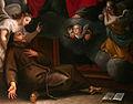 Christ et la vierge apparaissant à Saint François2.jpg