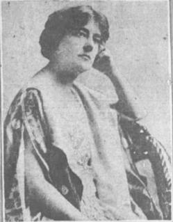 Christine Wetherill Stevenson American philanthropist