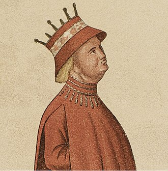 Coronation of the Danish monarch - Image: Christopher of Bavaria crop