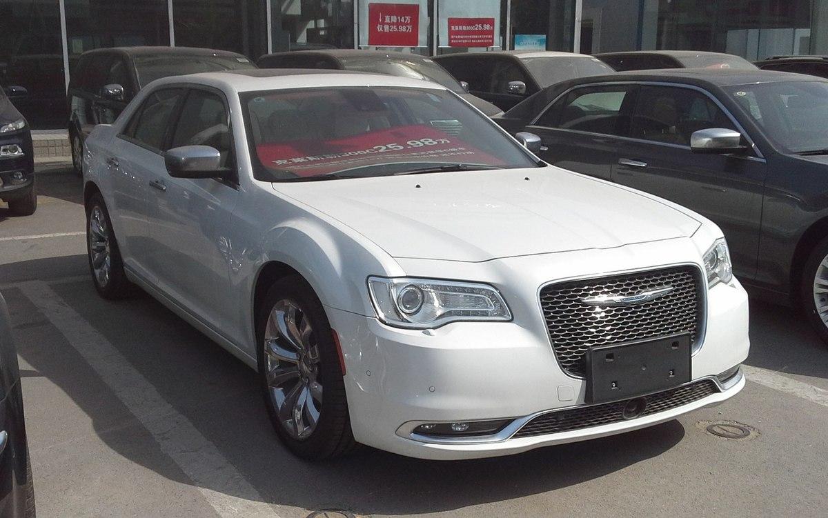 Chrysler 200 Limited >> Chrysler 300 – Wikipédia, a enciclopédia livre