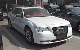Chrysler 300C II facelift China 2016-04-10.jpg
