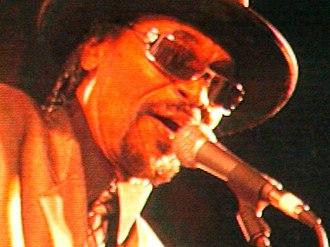 Chuck Brown - Onstage, October 1, 2005