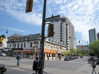 How to get to Wellesley Street with public transit - About the place