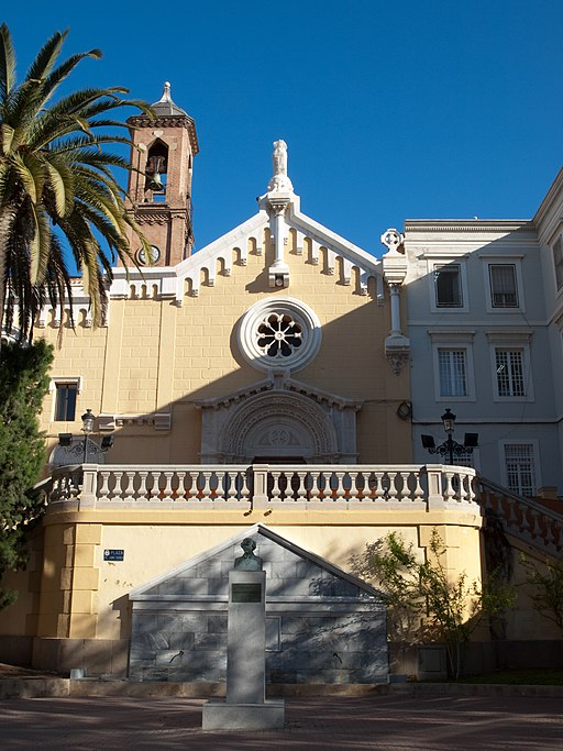 Church of San Diego Cartagena where to stay in Cartagena Colombia