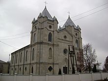 Church of the Immaculate Conception, Shumsk 3.jpg