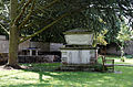 Churchyard tomb Church of St Peters Broadstairs St Peters Kent England 3.jpg