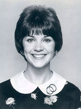 Cindy Williams in de televisieserie Laverne & Shirley