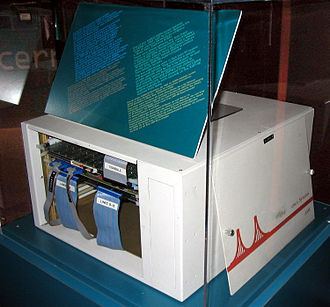 Router (computing) - A Cisco ASM/2-32EM router deployed at CERN in 1987