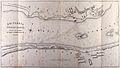 Civil engineering; a chart of the Menai straits, showing the Wellcome V0024347.jpg
