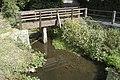 Clapper Bridge at New Inn, Sampford Courtenay - geograph.org.uk - 1875643.jpg