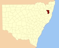 Clarke NSW