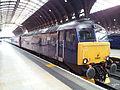 Class 57 at Paddington (8737847810).jpg