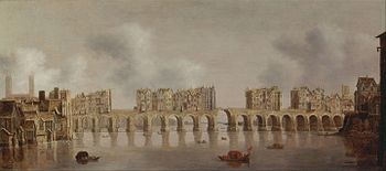Claude de Jongh - View of London Bridge - Google Art Project.jpg