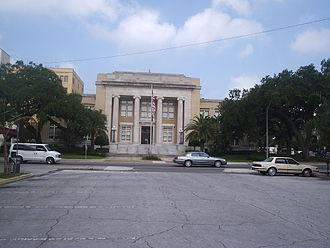 Clearwater, Florida - Pinellas County Courthouse in Clearwater