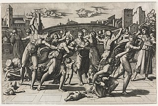 The Massacre of the Innocents (Without the Fir Tree)