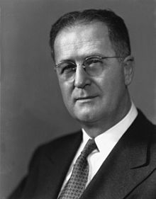 Clinton P. Anderson, 13th Secretary of Agriculture, June 1945 - May 1948. - Flickr - USDAgov.jpg