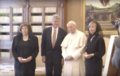 Clintons meet pope in 1994 S.png