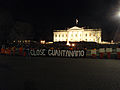 Close Guantanamo sign at the White House.jpg