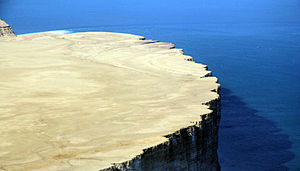 Prince Leopold Island - Closeup of the cliffs