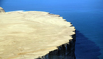 Prince Leopold Island - Closeup of the cliffs