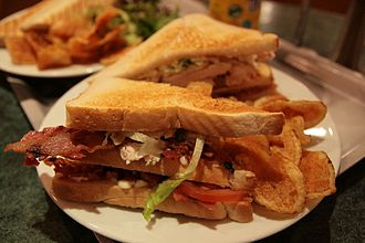 Sandwich - Image: Club sandwich