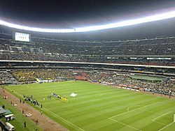 Club América vs Cruz Azul, Clausura 2013 Copa MX semi finals, 3 April 2013.jpg