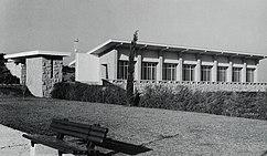 Restaurante del Club de tenis Monsanto, Lisboa (1949)