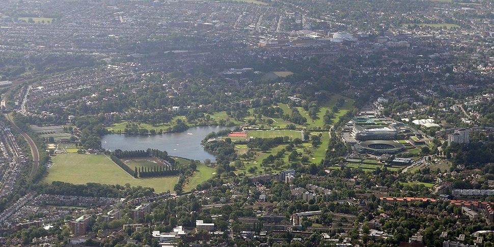 Cmglee London Wimbledon aerial