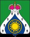 Coat of Arms of Ilyinskoe rural settlement (Krasnogorsky District).png