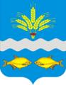 Coat of arms of Sinyavskoe (Rostov oblast).png