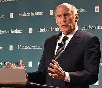 Hudson Institute - Dan Coats, Director of National Intelligence, at Hudson, July 2018