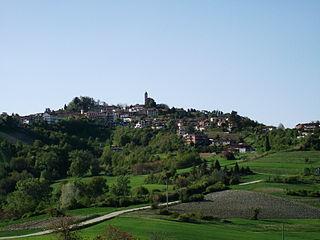 Cocconato Comune in Piedmont, Italy