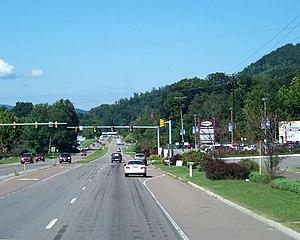 Coeburn, Virginia - Outskirts of Coeburn