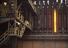 Forni a coke per siderurgia (Aberdare)